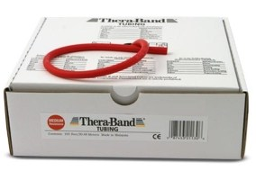 Thera Band tubing