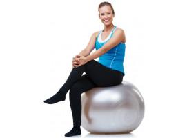 Pilates bold med ABS