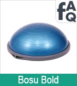 FAQ vedrørende Bosu bolde