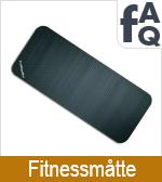 FAQ vedrørende Fitnessmåtter