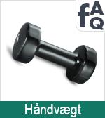 FAQ vedrørende Håndvægte