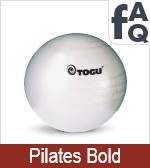 FAQ vedrørende Pilates bolde