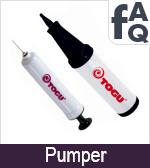 FAQ vedrørende Boldpumpe og Pumpe til siddepuder