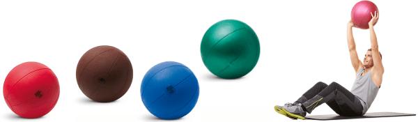 Ofte stillede spørgsmål om Medicinbolde