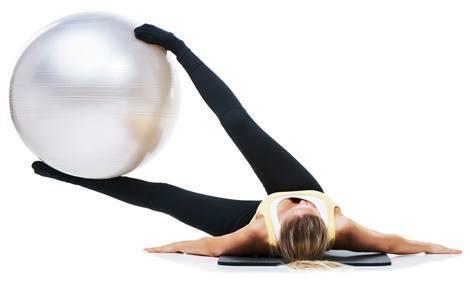 Effektiv mavetræning med bold