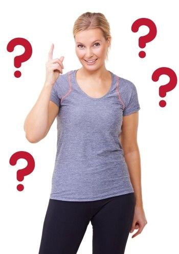 Hvilken størrelse træningsbold skal have?
