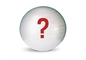 Hvilken størrelse Pilates bold skal du vælge?